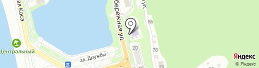 Камчатский институт развития образования на карте Петропавловска-Камчатского