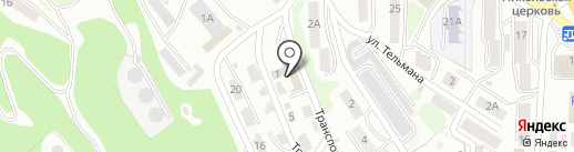 КамчатСтройМонтаж на карте Петропавловска-Камчатского