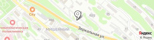 УФСИН России по Камчатскому краю на карте Петропавловска-Камчатского