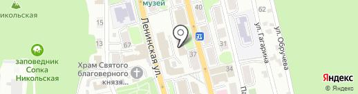 Управление Федеральной почтовой связи Камчатского края, ФГУП на карте Петропавловска-Камчатского