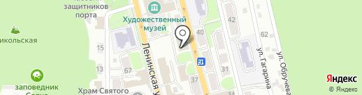 Скидка на карте Петропавловска-Камчатского