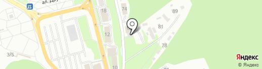 ВГТРК на карте Петропавловска-Камчатского