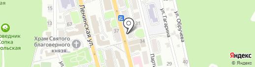 Адвокатский кабинет Говоровой О.В. на карте Петропавловска-Камчатского
