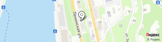 Морское агентство Виртус на карте Петропавловска-Камчатского