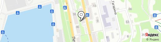 Камчатский краевой кардиологический диспансер, ГБУЗ на карте Петропавловска-Камчатского