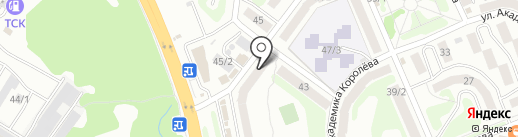 Камчатские аптеки на карте Петропавловска-Камчатского