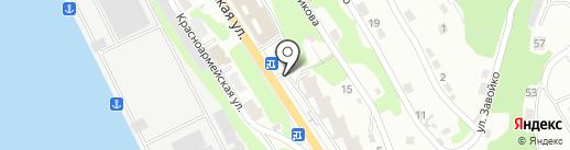 Дальспецлизинг, ЗАО на карте Петропавловска-Камчатского