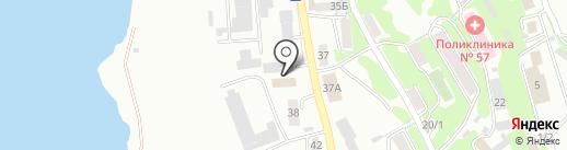 Росвоенипотека, ФГКУ на карте Петропавловска-Камчатского