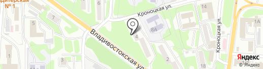 PROKAT.PK.AVTO на карте Петропавловска-Камчатского