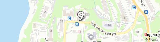 Центр гигиены и эпидемиологии в Камчатском крае на карте Петропавловска-Камчатского
