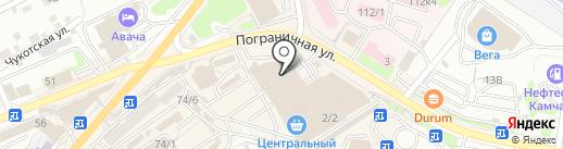 sweets на карте Петропавловска-Камчатского