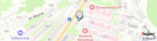 Vivi shop на карте Петропавловска-Камчатского