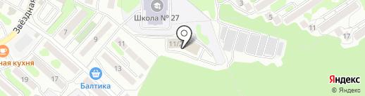 Beauty Look International school на карте Петропавловска-Камчатского