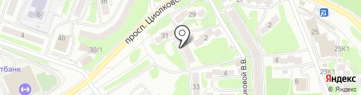 Амперком на карте Петропавловска-Камчатского