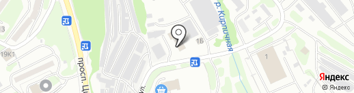Престиж AVTO на карте Петропавловска-Камчатского