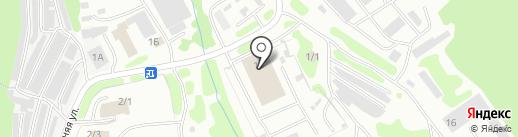 Петрогаз на карте Петропавловска-Камчатского