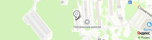 Дроссель на карте Петропавловска-Камчатского