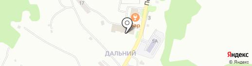 Диалог-Экспресс на карте Петропавловска-Камчатского