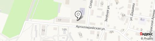 Отделение ГИБДД ОВД по г. Балтийску на карте Балтийска