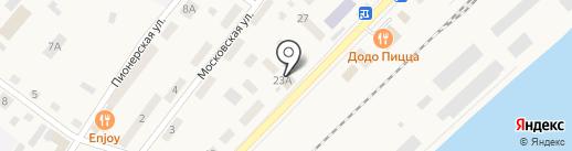 Банкомат, КБ ЭНЕРГОТРАНСБАНК на карте Балтийска