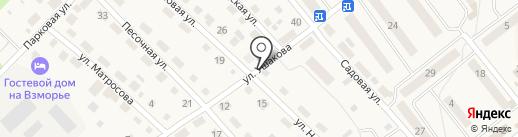 Областная станция по борьбе с болезнями животных Калининградской области на карте Балтийска