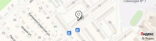 Терапия на карте Балтийска