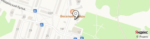 Страховой агент на карте Балтийска