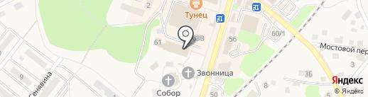 Кабинет массажа и эпиляции на карте Балтийска