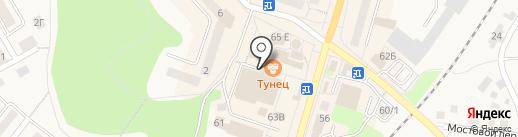 Магазин на карте Балтийска