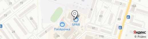 The Hair Shop на карте Балтийска