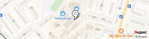 ПУПСИК на карте Балтийска