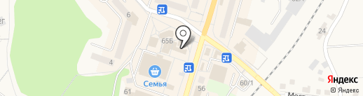 ТрансТелеКом на карте Балтийска