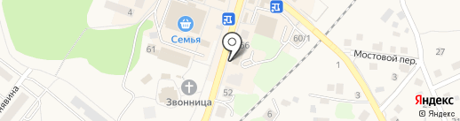 Кафе-бистро на карте Балтийска
