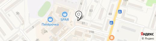 Твоя Мебель на карте Балтийска