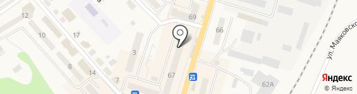 Tele2 на карте Балтийска