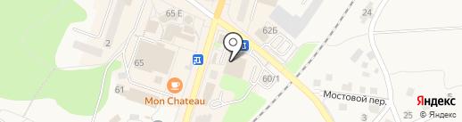 Самум39 на карте Балтийска