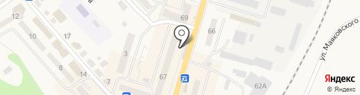 Быстрый Заем на карте Балтийска