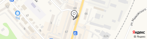 Monro на карте Балтийска