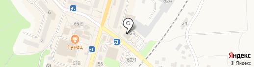 Балтик-Центр на карте Балтийска