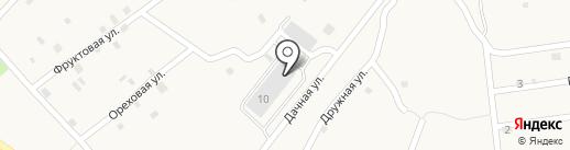 Электрика на карте Янтарного