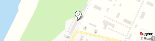 Администрация муниципального образования городское поселение пос. Донское на карте Донского