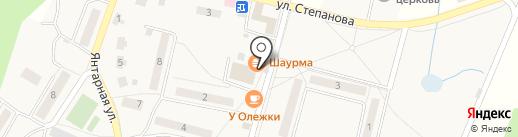 Банкомат, Газпромбанк на карте Донского