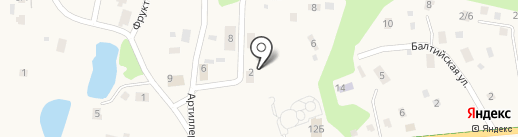 Фельдшерско-акушерский пункт на карте Приморья