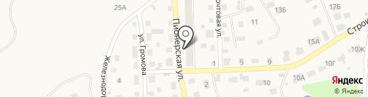 Почтовое отделение №1 на карте Светлого