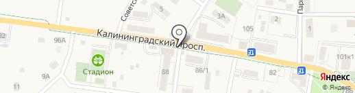 AVTOCHASTI39 на карте Светлогорска