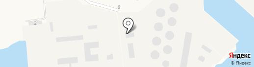 ТЭЦ-2 на карте Светлого