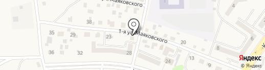 Sprint contact на карте Светлого