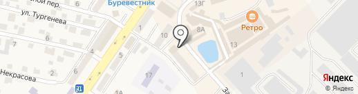 Светловская Централизованная Библиотечная Система, МБУК на карте Светлого