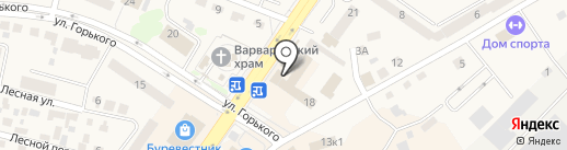 Ростелеком, ПАО на карте Светлого