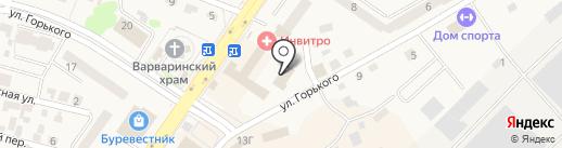 ИФНС на карте Светлого